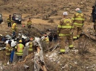 Montana plane crash