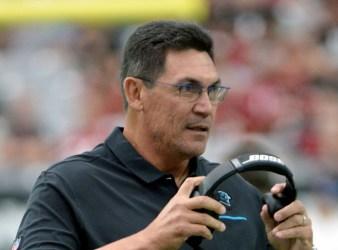 Ron Rivera Washington Redskins