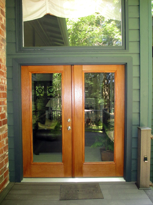 Entry Doors Front Wood French Doors Chesterfield St