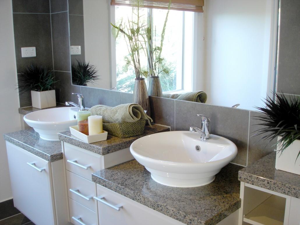 bathroom remodels - heartland home improvements llc