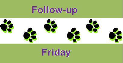 Follow-Up Friday Blog Hop