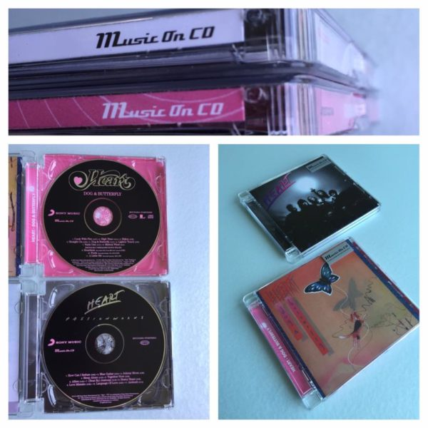"Dog and Butterfly and Passionworks on ""Music on CD"" 2016 releases"