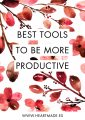 These are my favorite tools to be more productive on my freelance job