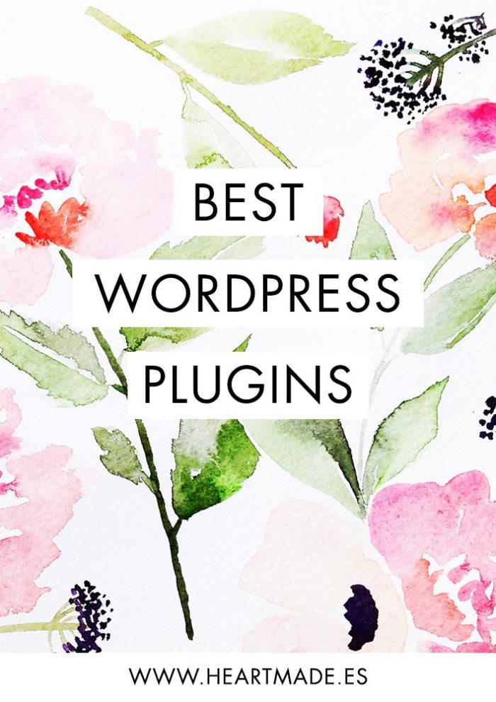 Do you have the best plugins installed in your Wordpress? Check them in my blog, they are free!