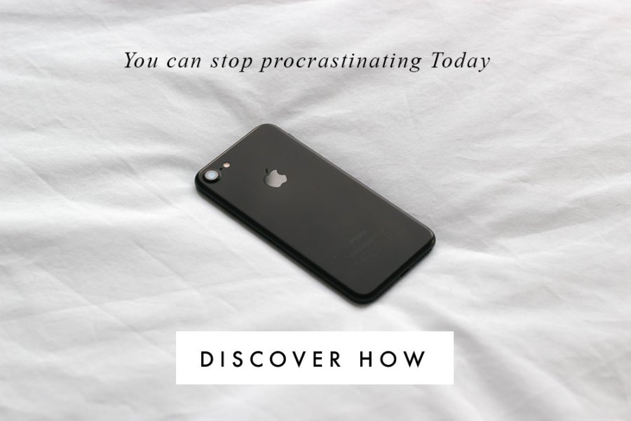 Stop procrastinating and become a Productivity Boss with my help