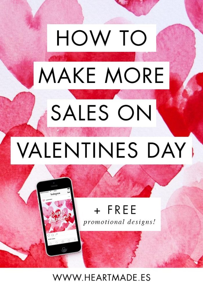 My favorite Valentines Day promotional ideas to win extra money + free social media images :)