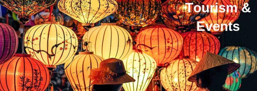 Events - paper lanterns