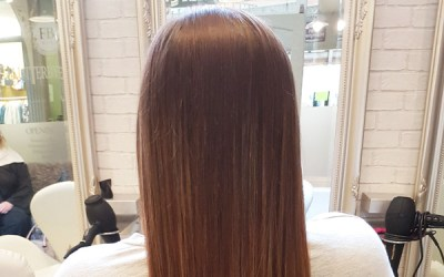 15″ hair to get the chop for charity fundraiser