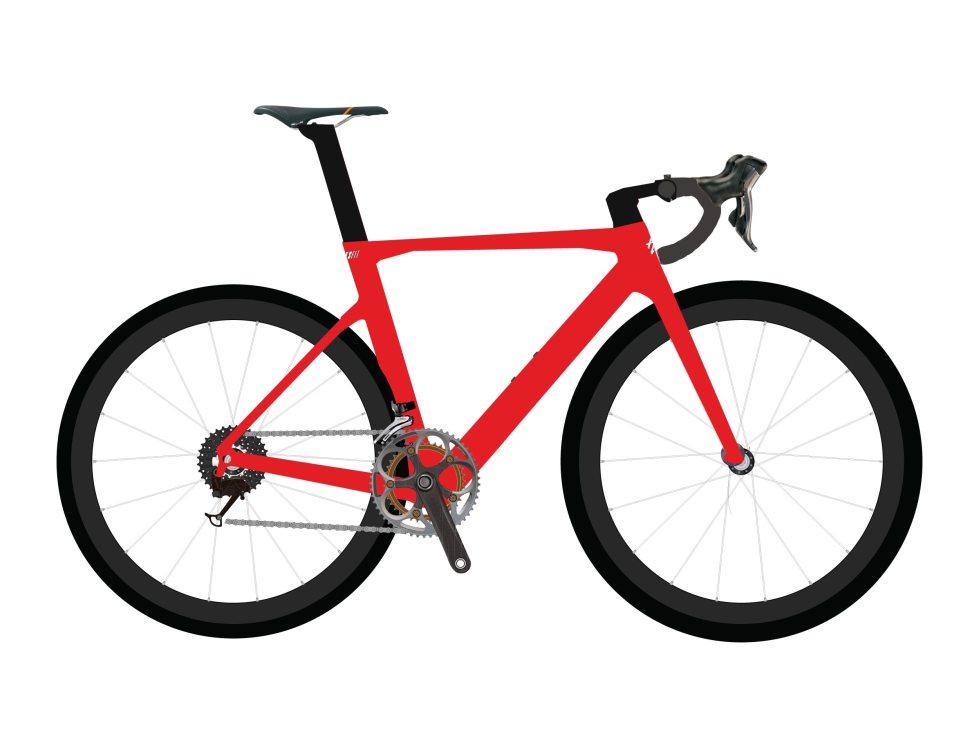 model-a carbon road bike