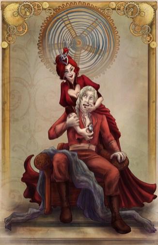 Queen of Hearts and Ser Berwyn