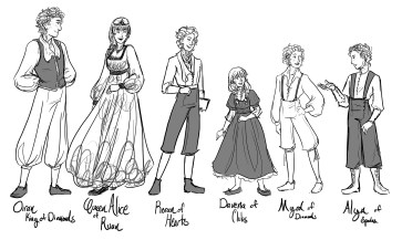 Roese Family lineup