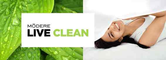 Modere Live Clean