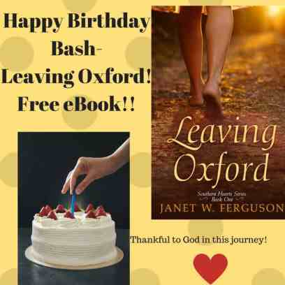 Happy Birthday Leaving Oxford Free eBook