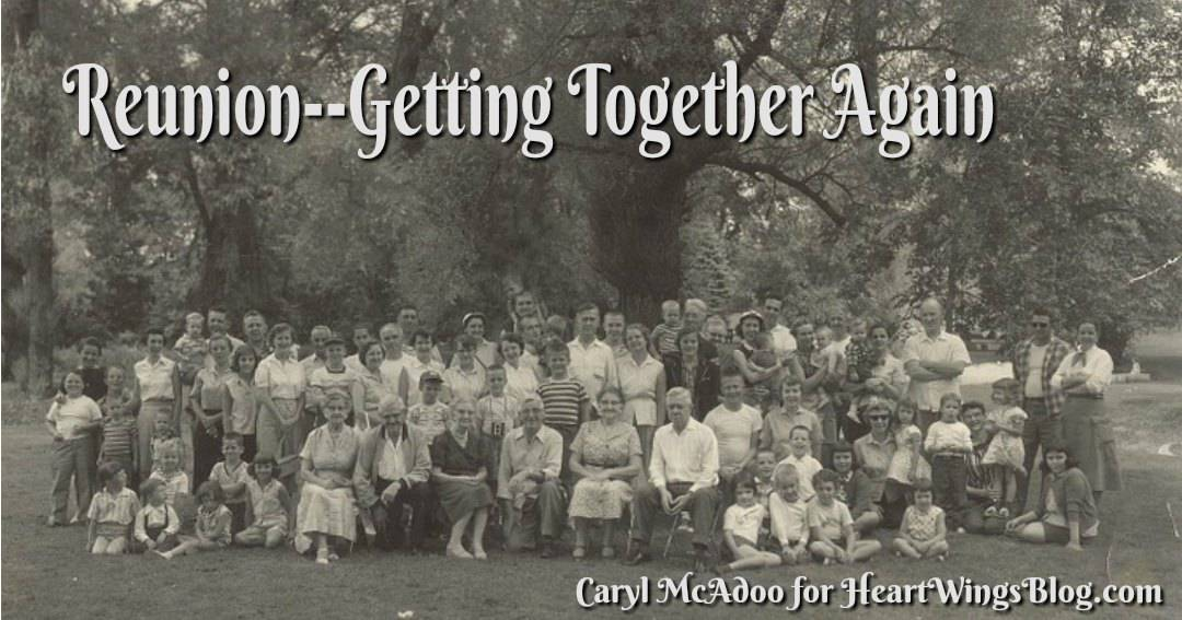 Reunion–Getting Together Again