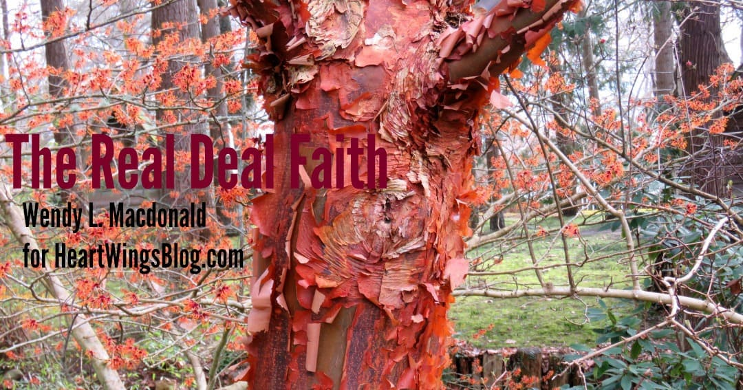 The Real Deal Faith