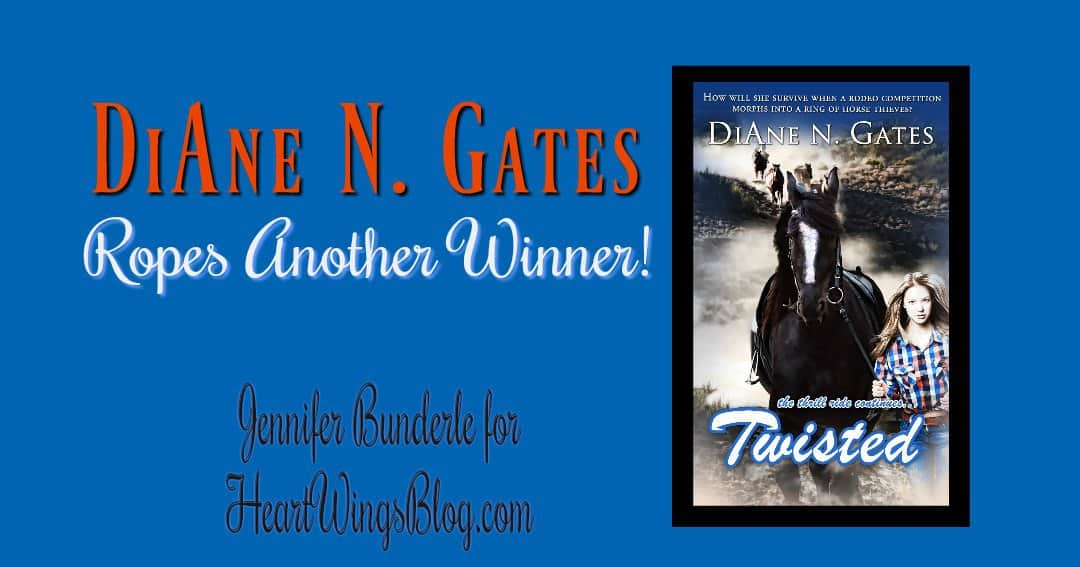 DiAne N. Gates Ropes Another Winner!