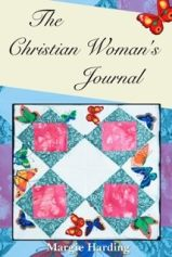Christian Woman's Journal by author Margie Harding featured on HeartWingsBlog.com