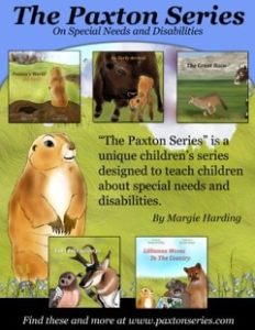 The Paxton Series by author Margie Harding featured on HeartWingsBlog.com.