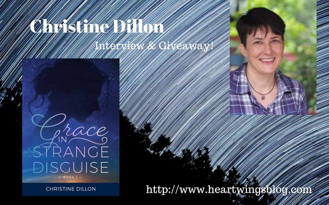 Christine Dillon Interview and Giveaway!