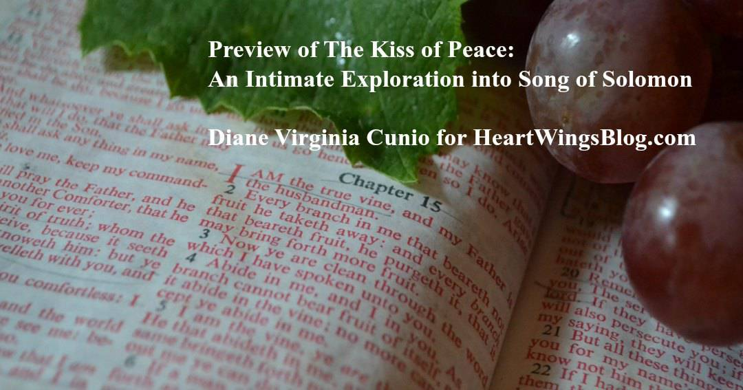 Preview of The Kiss of Peace: An Intimate Exploration into Song of Solomon