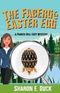 The Faberge Easter Egg by Sharon E. Buck, shares more of her unique brand of humor on HeartWingsBlog.com