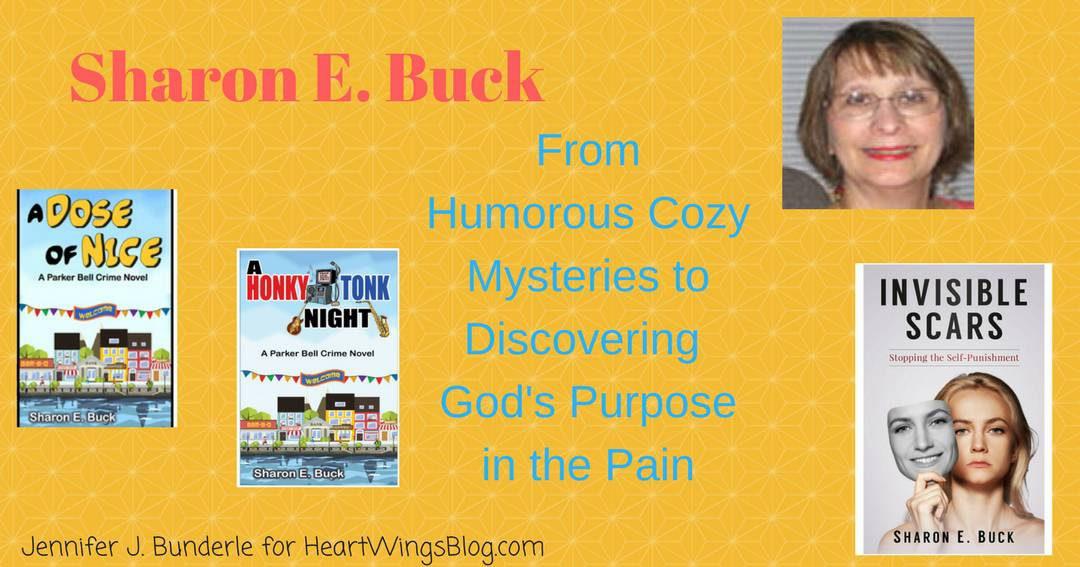 Sharon E. Buck ~ Her Own Brand of Humor and Faith