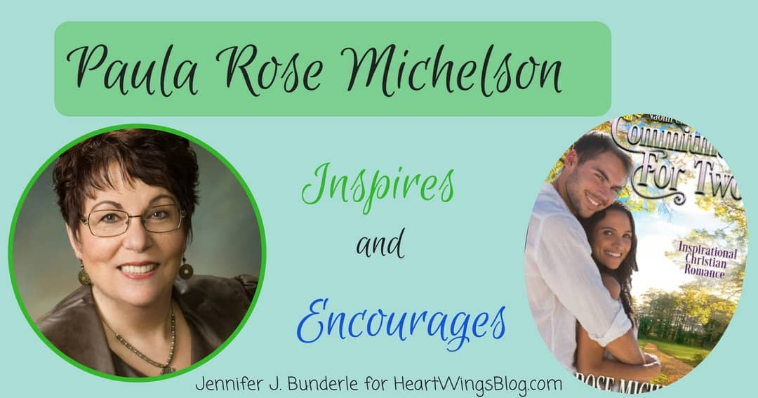 Paula Rose Michelson Inspires and Encourages