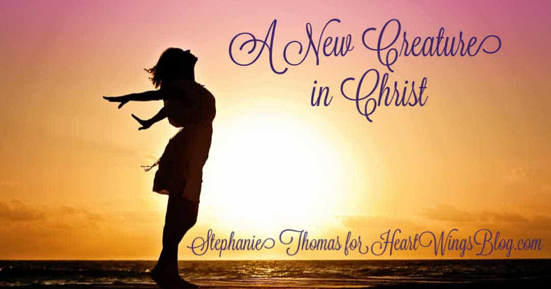 The Christian - a new creation in Christ