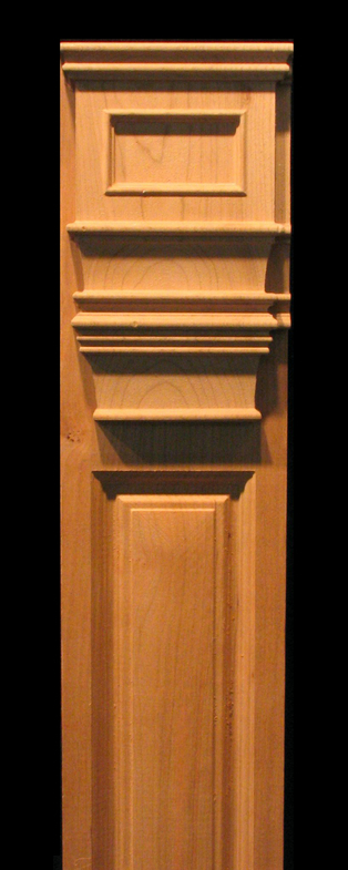 Carved Wood Columns Capitals And Pilasters Carved