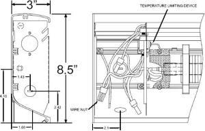 Markel 3900 Hydronic Baseboard Heaters