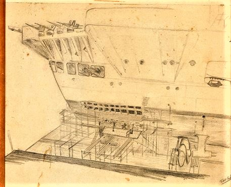 Michael Heath Caldwell M Arch 1948 Journal For The Use