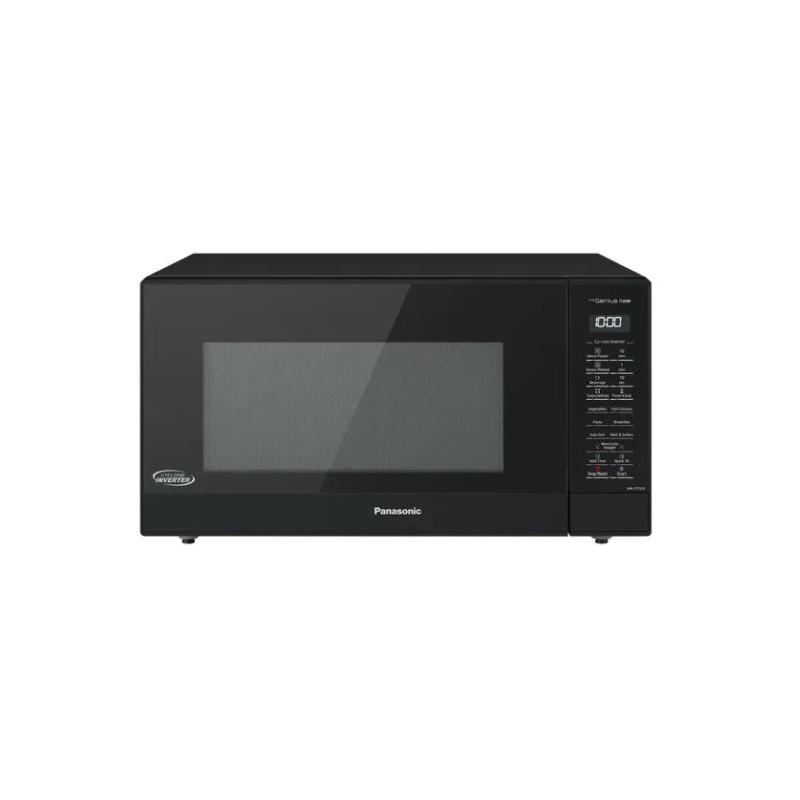 panasonic 44l black cyclonic inverter microwave nn st75lb