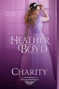 charity distinguished rogues series book 3