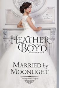 Married by Moonlight distinguished rogues series book 9
