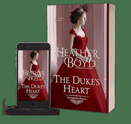 The Duke's Heart Book cover Image