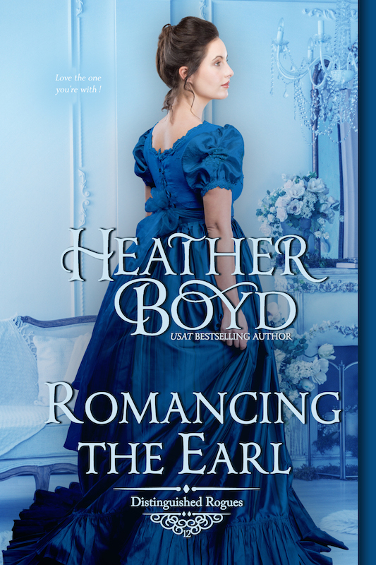 Romancing the Earl Book Cover