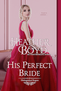 ebook cover for His Perfect Bride