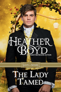 The lady tamed book cover image