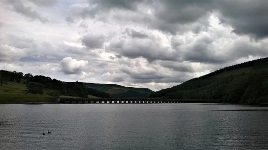 Unexpected Inspiration - Ladybower Reservoir