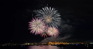 Canada Day Fireworks Amir Kbah Flickr