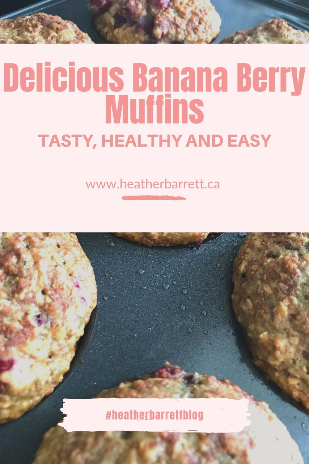 delicious-banana-berry-muffins