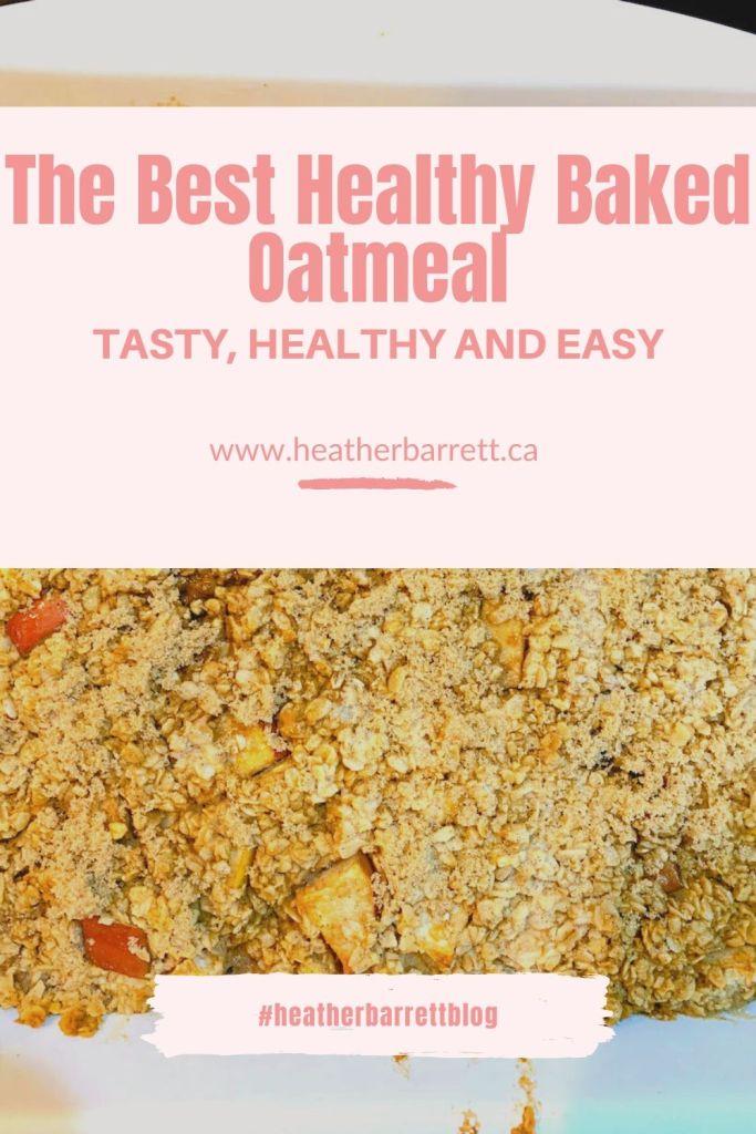 Oatmeal-Bake