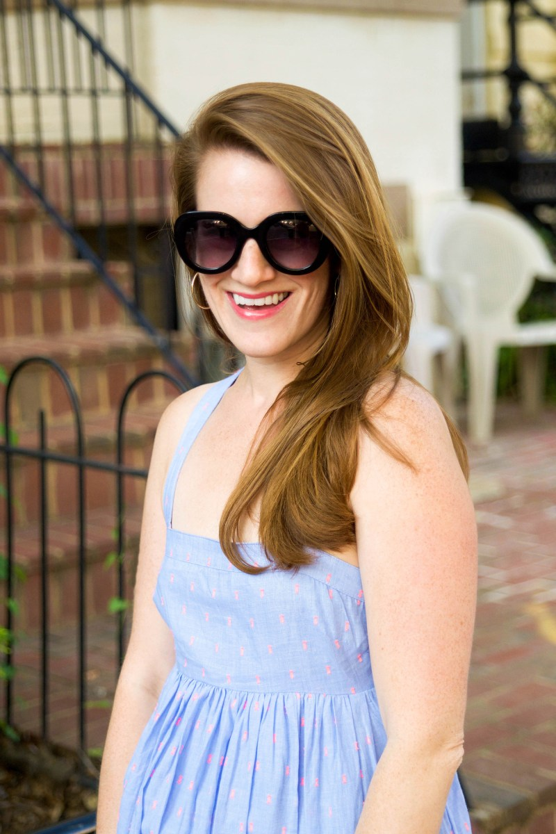 How to Wear Sundresses After 30