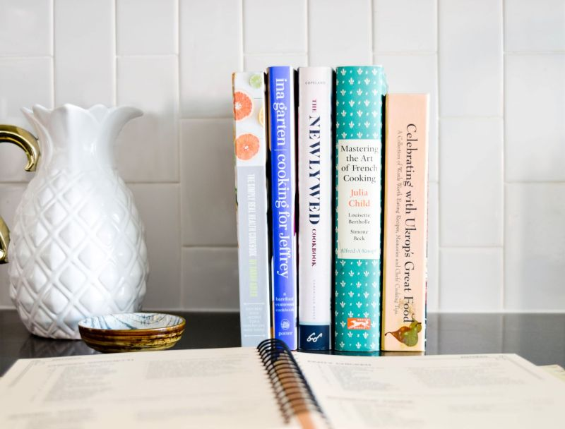 Meal Planning The Old-Fashioned Way: My Favorite Cookbooks