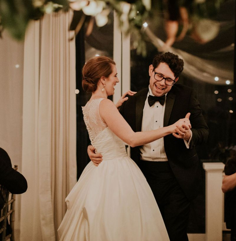 Our First Dance to St. Paul and the Broken Bones