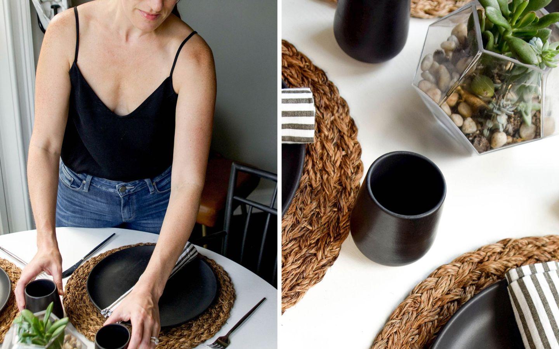 catharge co la marsa - black stoneware