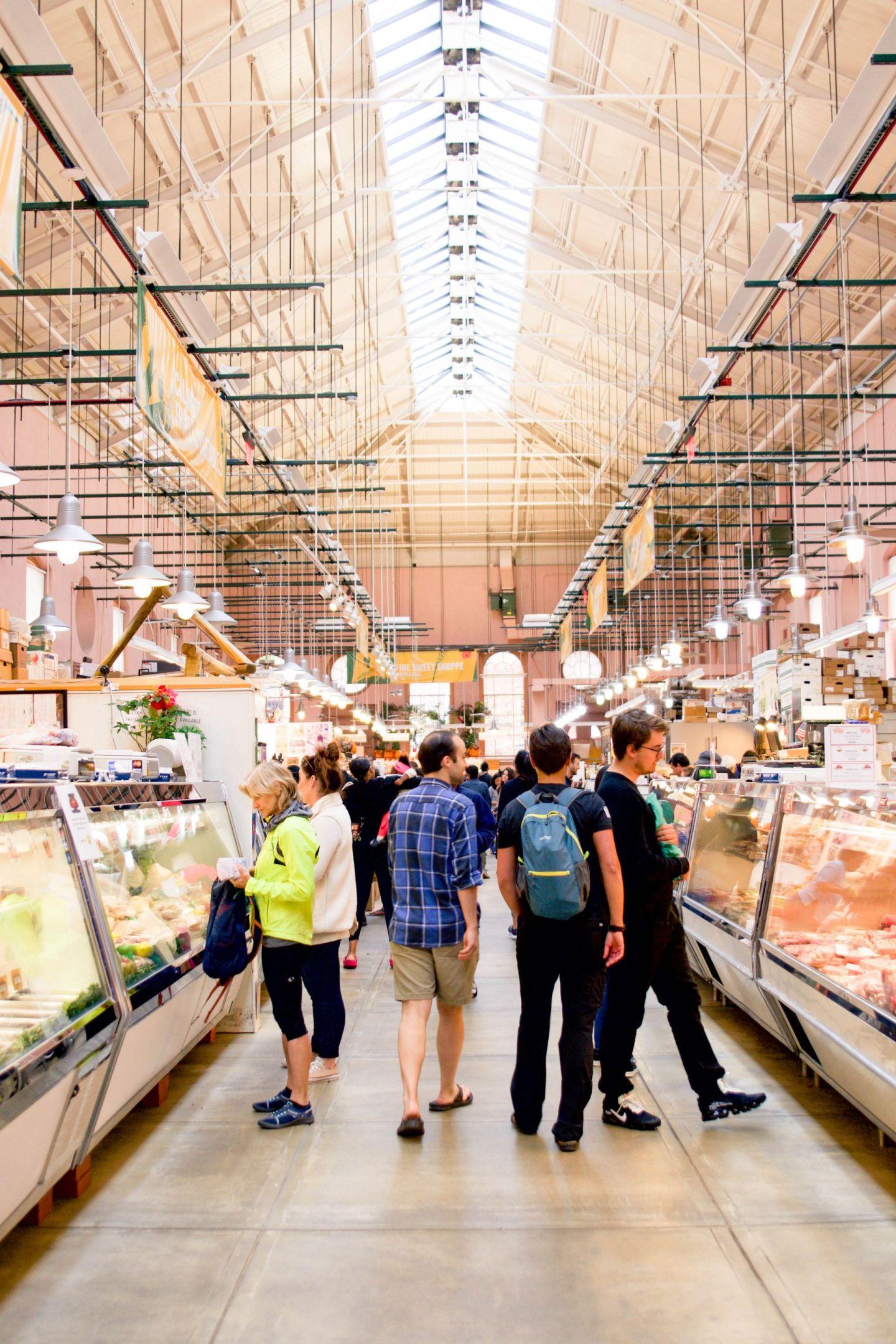 eastern market dc - eastern market guide - dc market