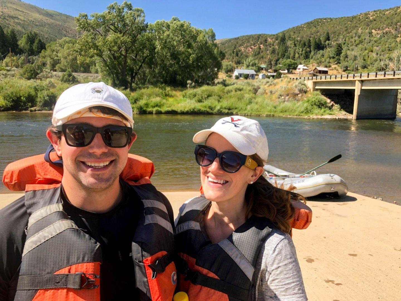 summer in colorado - colorado river runners
