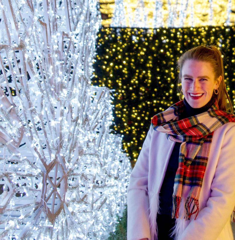 Celebrating the Holidays in Washington with Enchant Christmas DC