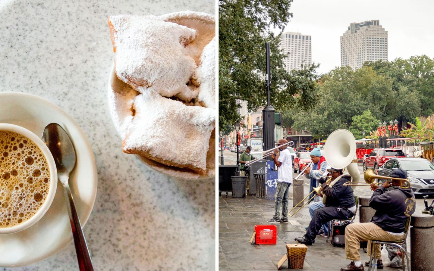 winter weekend in new orleans - new orleans in december - when to go to cafe du monde